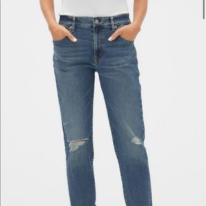 Gap Mid-Rise Best Girlfriend Jeans